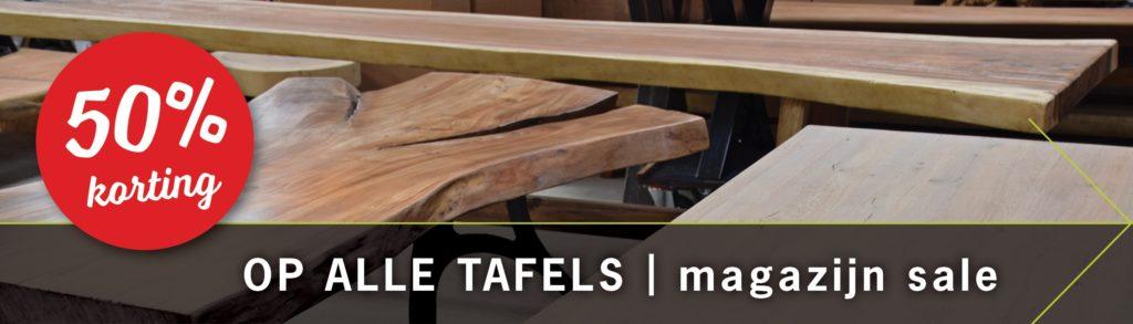 Layout banner sale tafels silvijn wonen soest