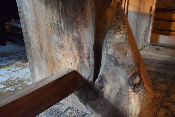 SW-087 boomstamtafel suar onderstel