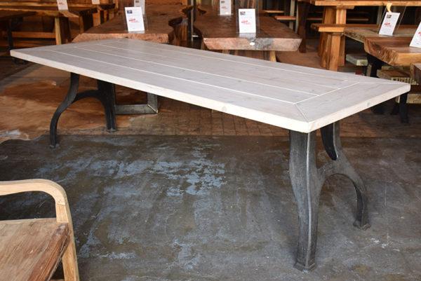 SW-095 tafel whitewash