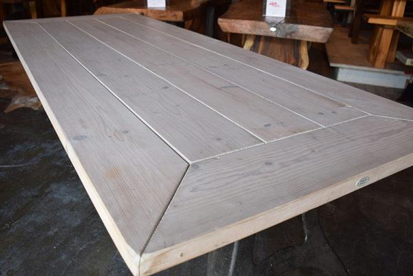 SW-095 tafelblad whitewash