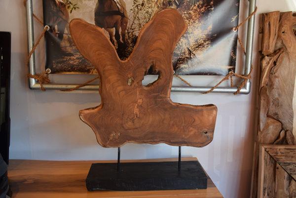 SW-145 houtdecoratie boomplaat